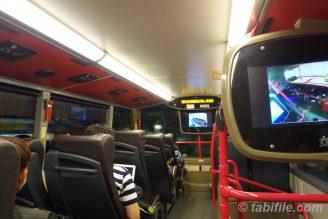 A21バス車内