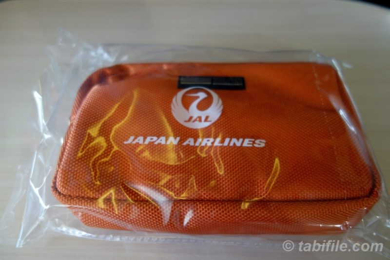 JAL BUSINESS CLASS AMENITY