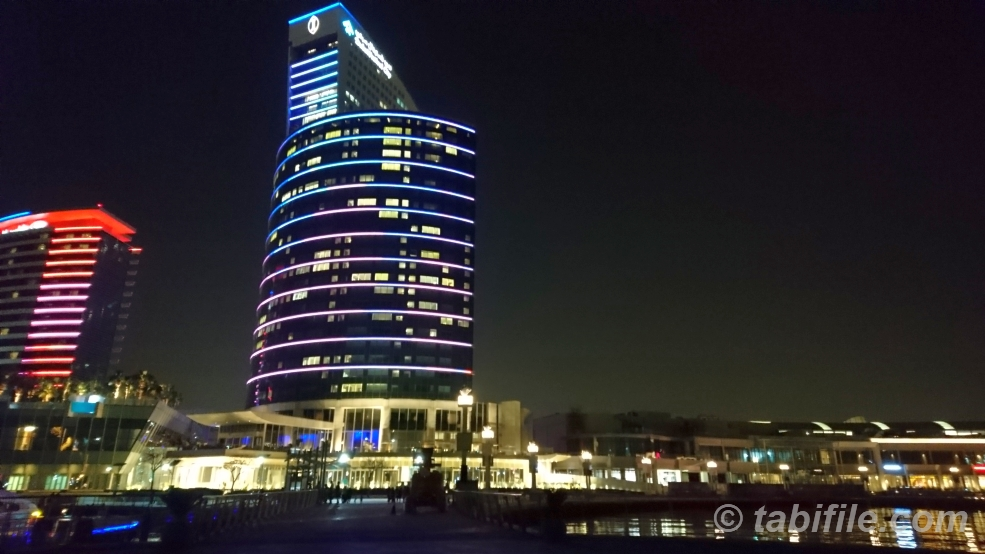 Intercontinental Dubai Festivalcity