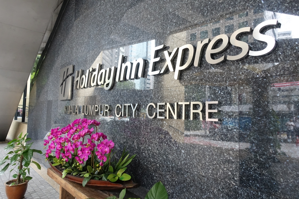 Holiday inn express kualalumpur city center