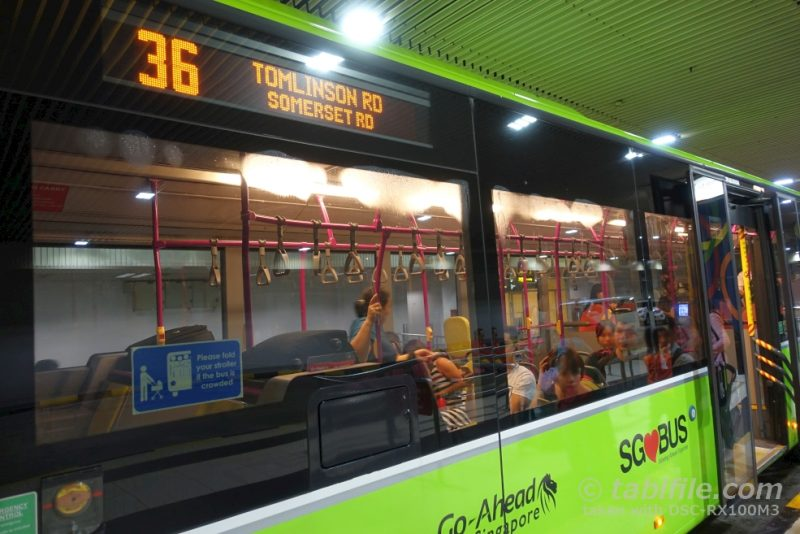 SINGAPORE BUS 36