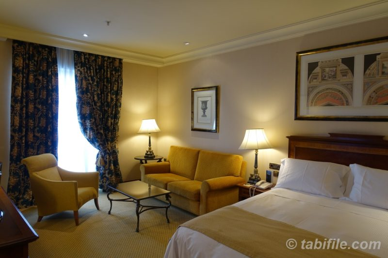 InterContinental Madrid Club Room