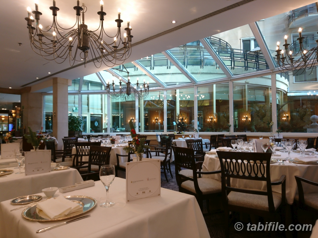 El Jardin Restaurant Madrid