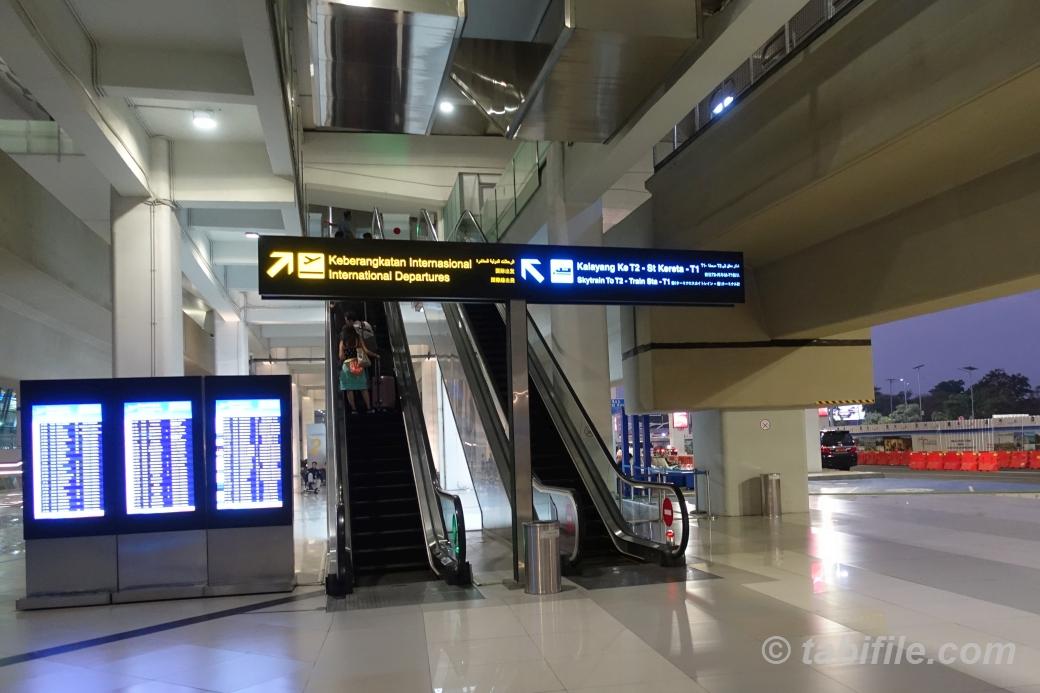 Jakarta Airport Skytrain
