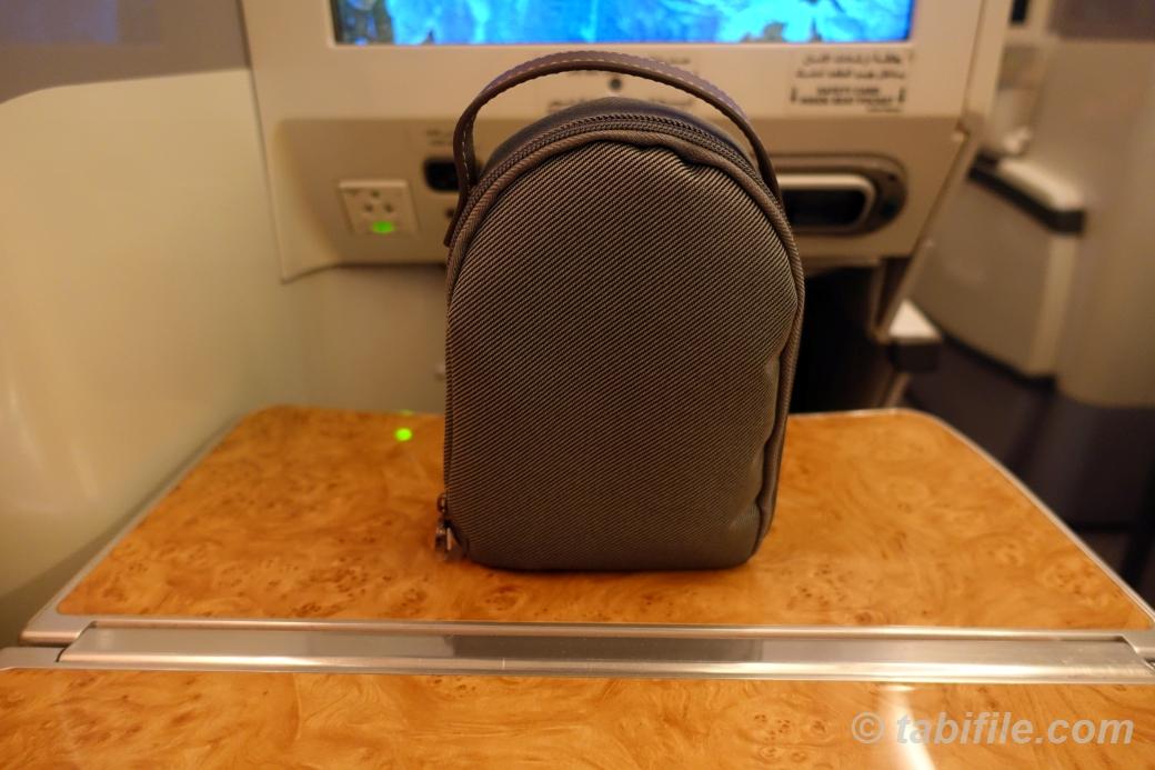Emirates Business Class Amenity Kit