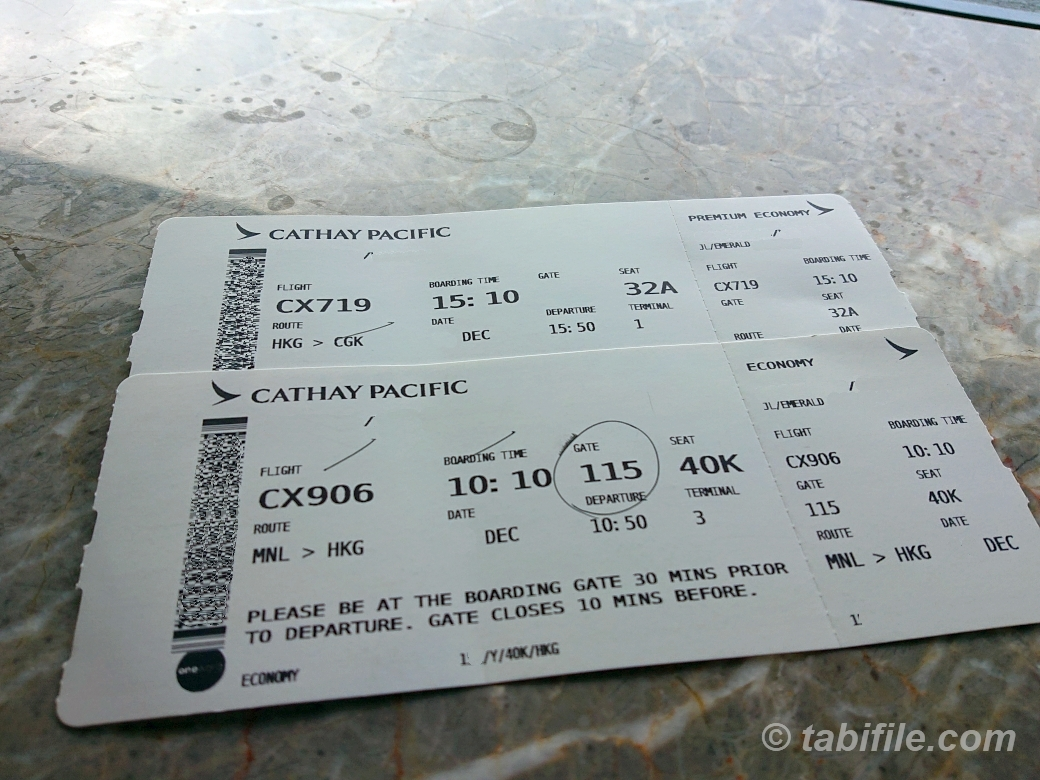 CATHAY PACIFIC CX906