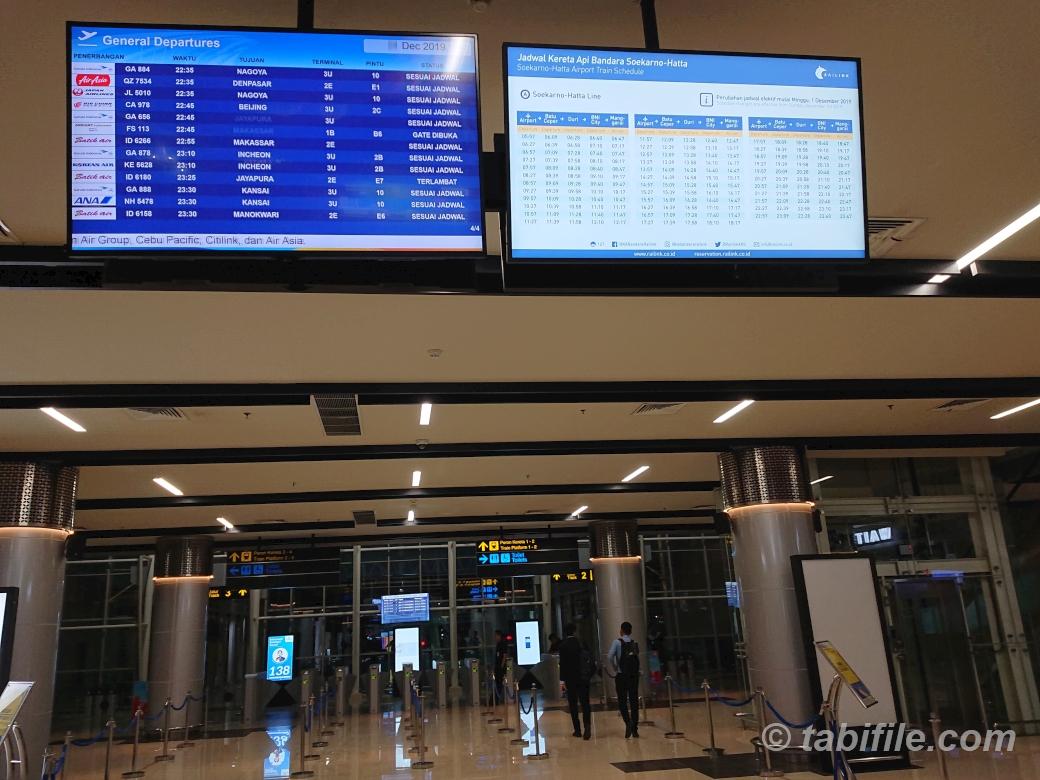 Jakarta Airport Train Station