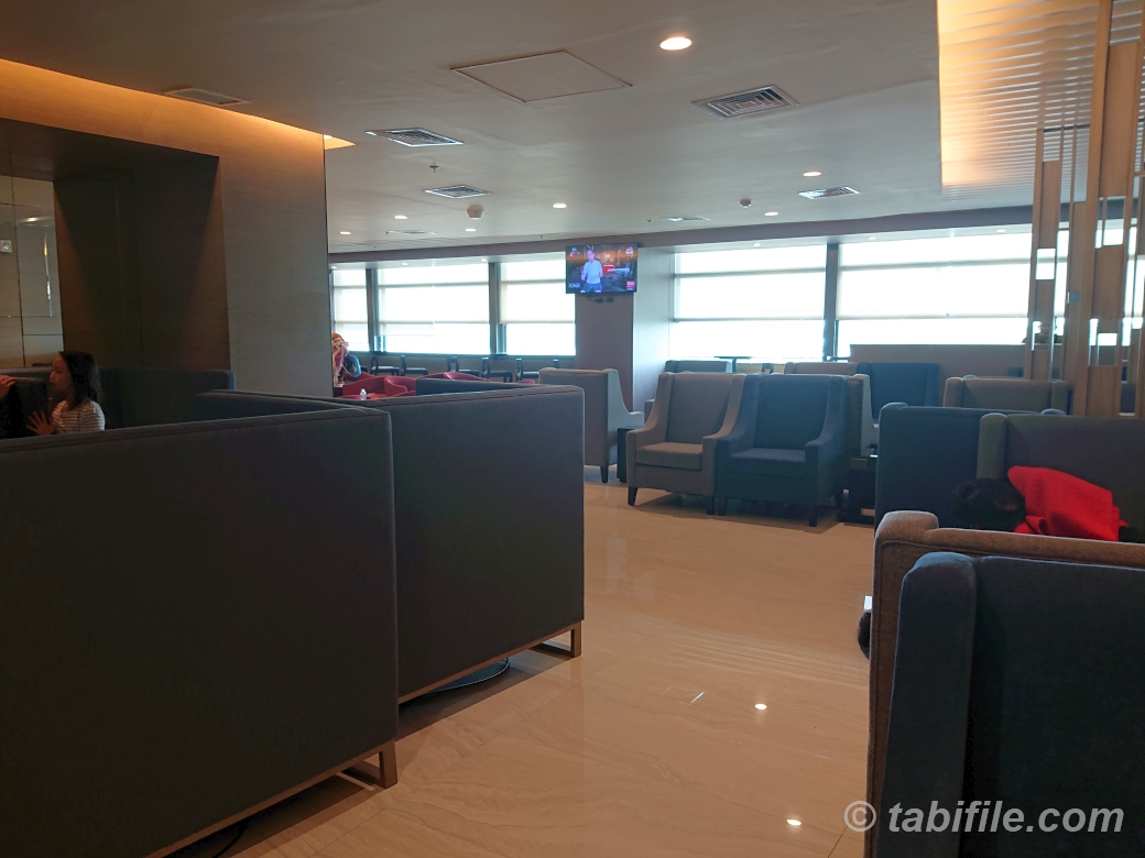 PACIFIC CLUB LOUNGE at MNL