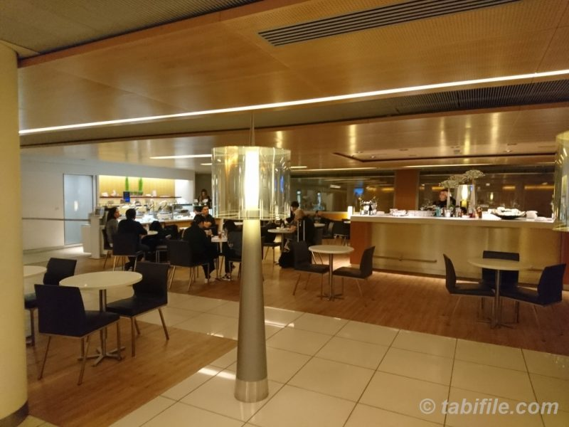 AIR FRANCE LOUNGE T2 K CDG