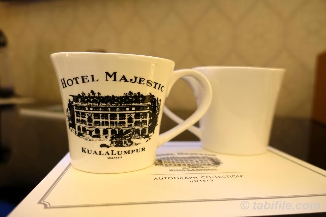 HOTEL MAJESTIC MUG