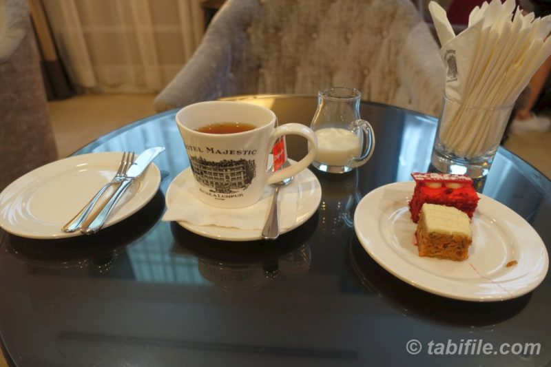 MAJASTIC CLUB AFTERNOON TEA