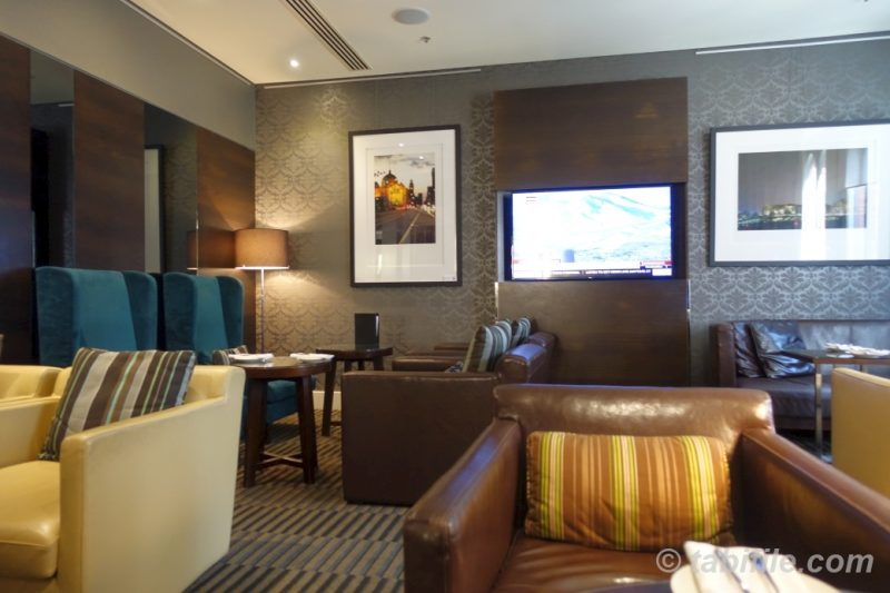 InterContinental MELBOURNE CLUB LOUNGE
