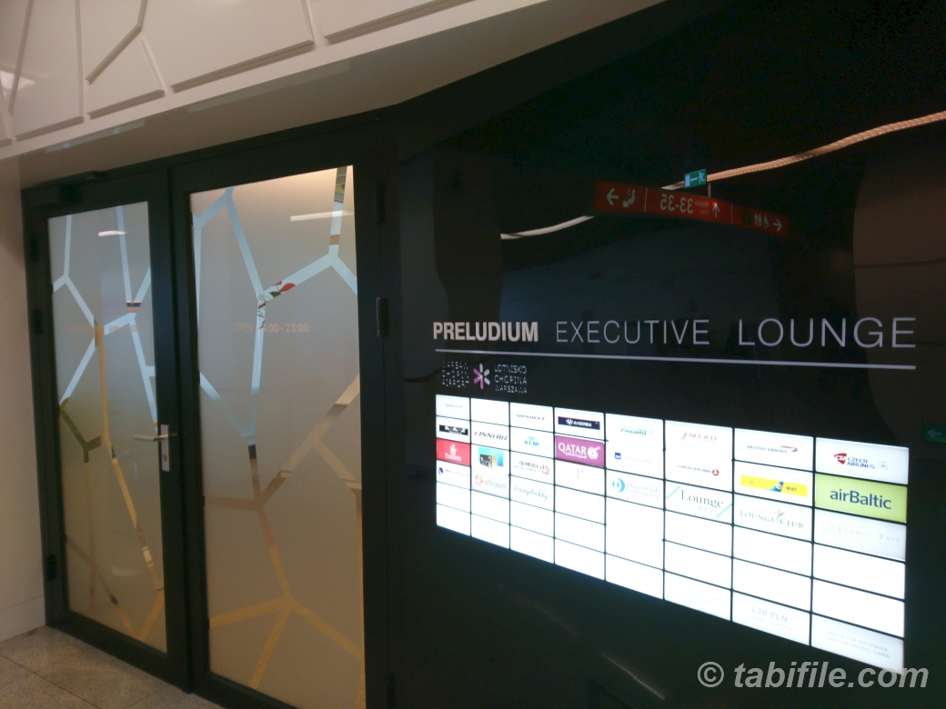 PRELUDIUM LOUNGE WAW