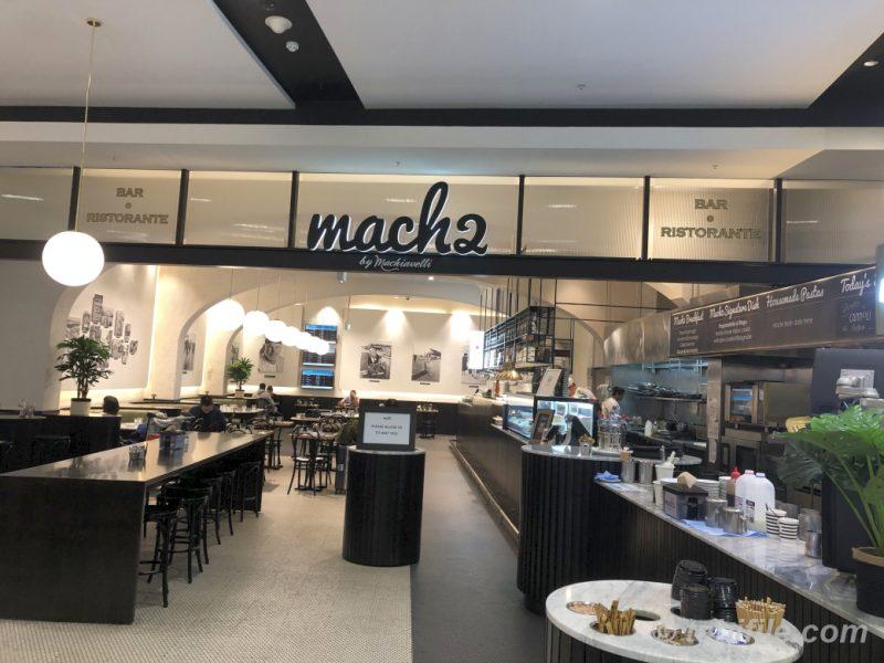 MACH2 - SYDNEY AIRPORT