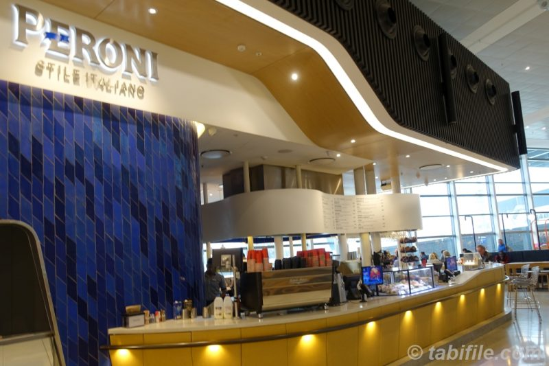 PERONI BAR at SYDNEY AIRPORT