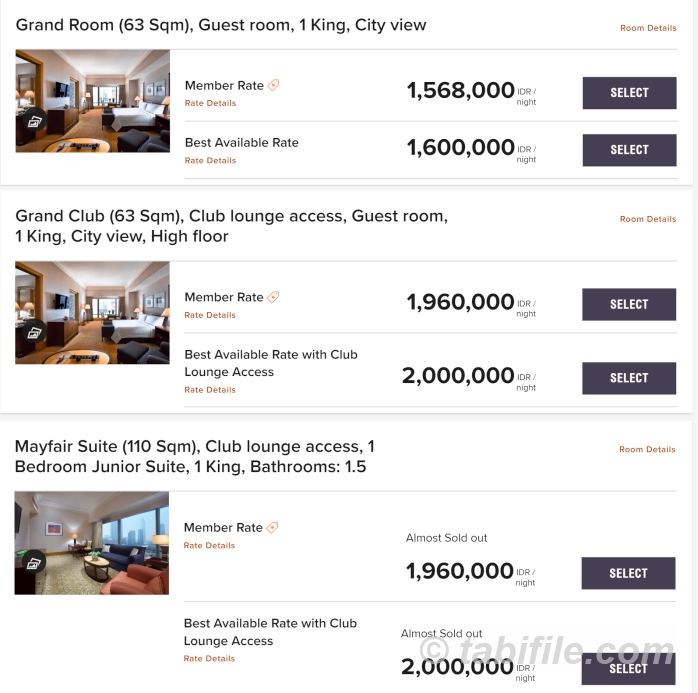 THE Ritz-Carlton JAKARTA