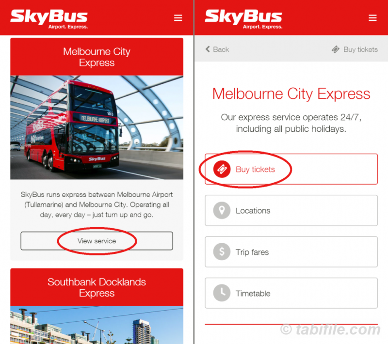 MELBOURNE CITY EXPRESS