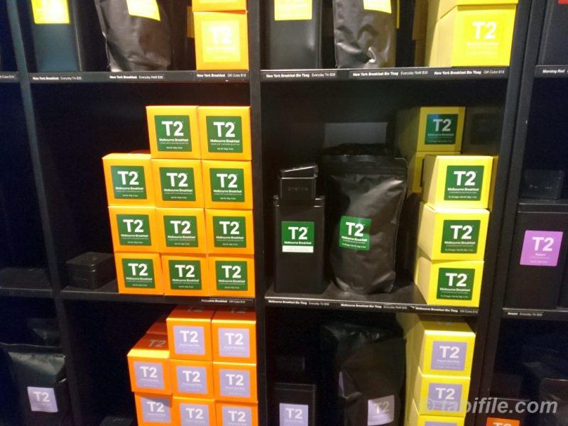 T2 shop