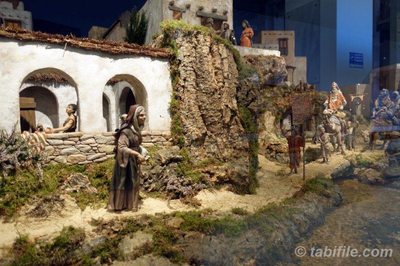 Belen at Palacio de Cibeles